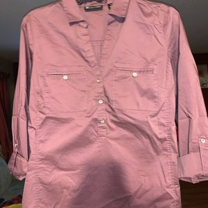 New York and Co Blouse Size M